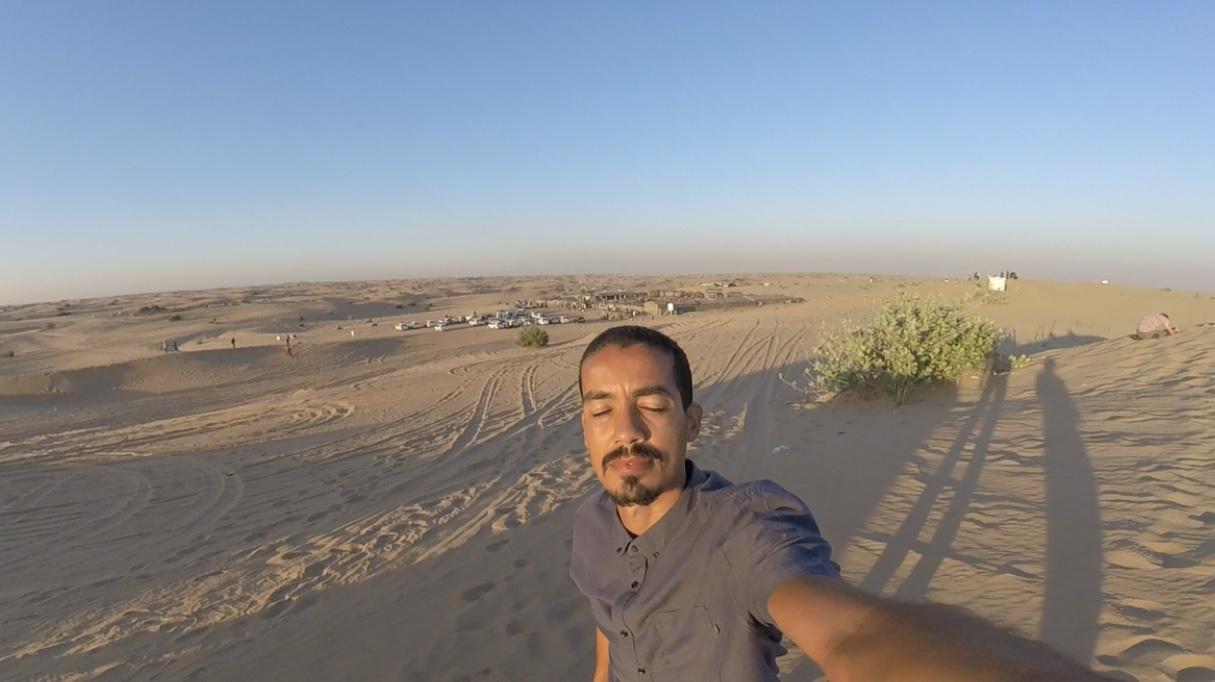 deserto - Dubai
